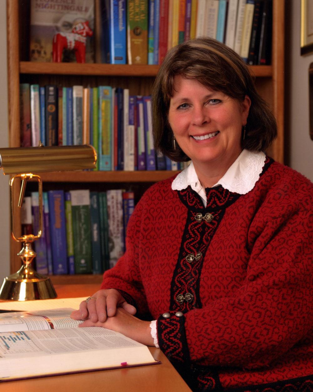 2011 Carlson Award Winner, Barbara Zust, Nursing Department