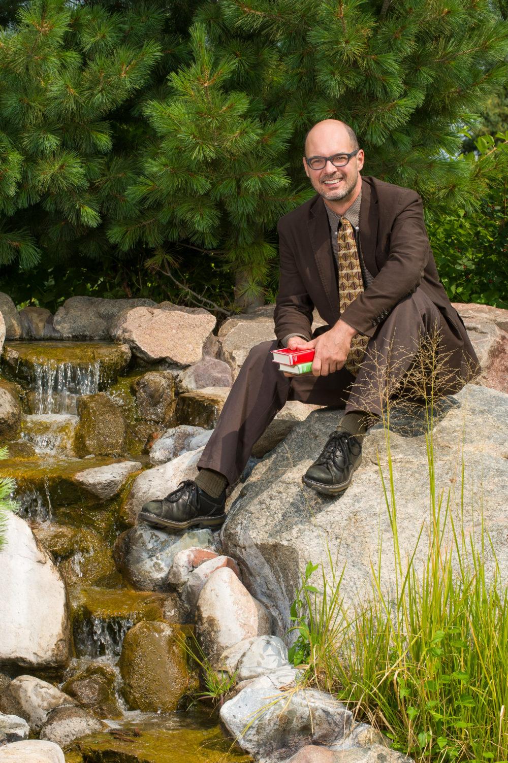 2014 Carlson Award Winner, Matthew Panciera, Classics Department